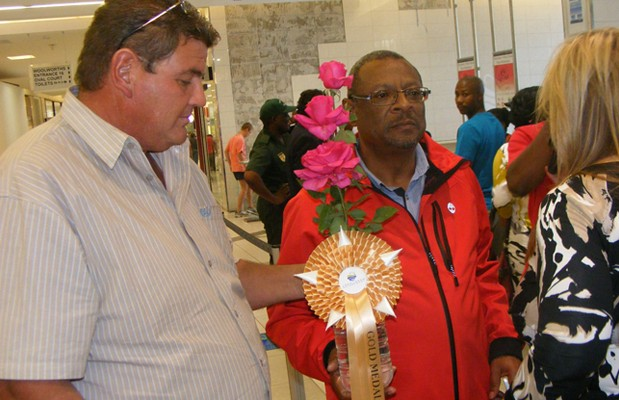 Manyoni launches Festival of Roses