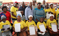 Manyoni restores dignity of Botshabelo elderly