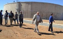 Mangaung boosts waste water treatment